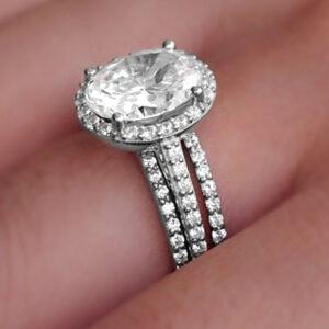 bridal ring set