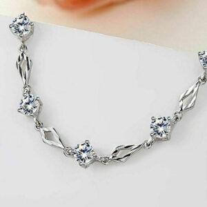 Diamond Romantic Tennis Bracelet