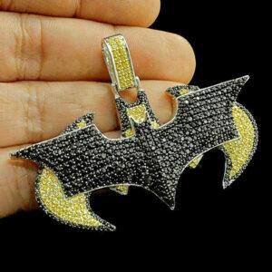Batman Logo Hiphop Style Pendant