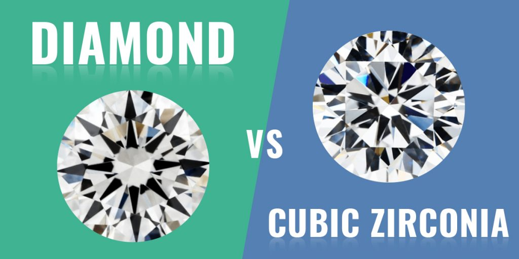 Diamond Vs Cubic Zirconia. Know Important Differences Between Two Gems