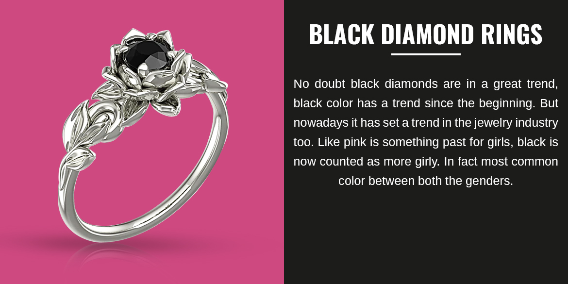 Black Diamond Rings top 10 Jewelry Gifts