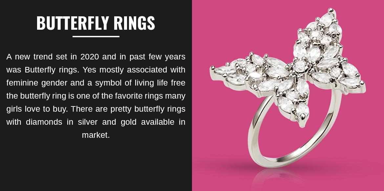 Butterfly Rings