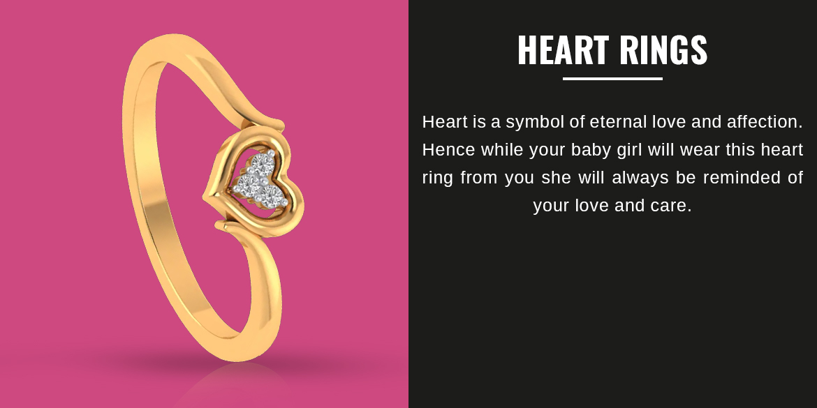 Heart Rings top 10 Jewelry Gifts