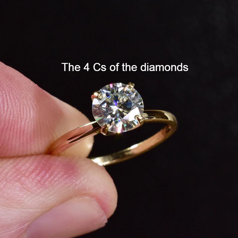 The 4 cs Of the Diamonds